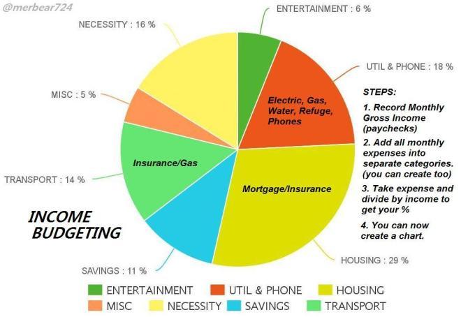 incomebudgeting